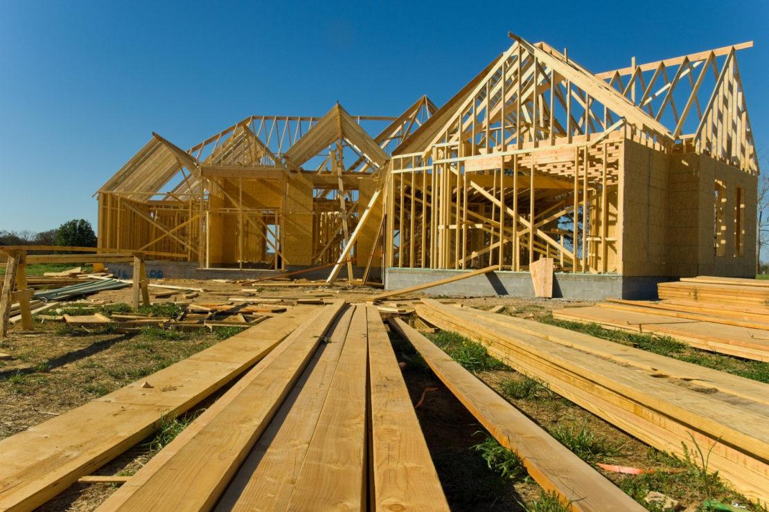 материал для постройки каркасного дома