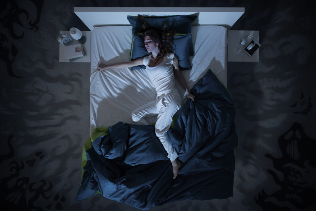 не спите ногами на выход