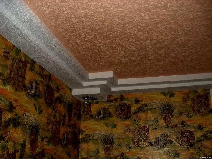 Короед на потолок