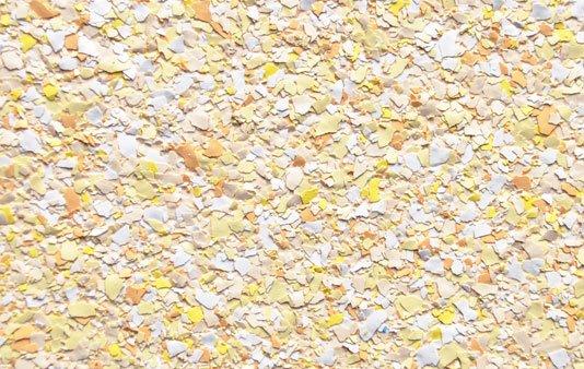 Декоративное покрытие флоки
