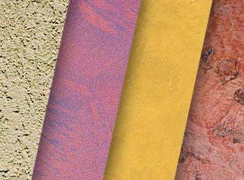 Декоративные краски и штукатурки, выбираем с умом