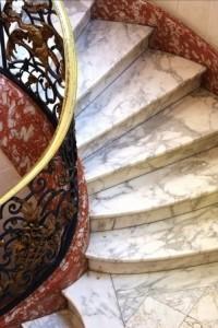 лестницы из керамогранита