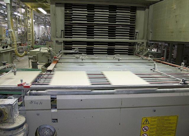 оборудование для производства керамогранита
