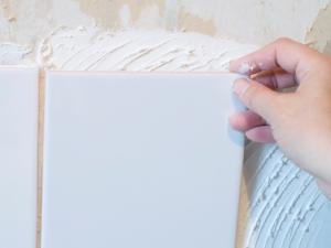 укладка керамической плитки на гипсокартон