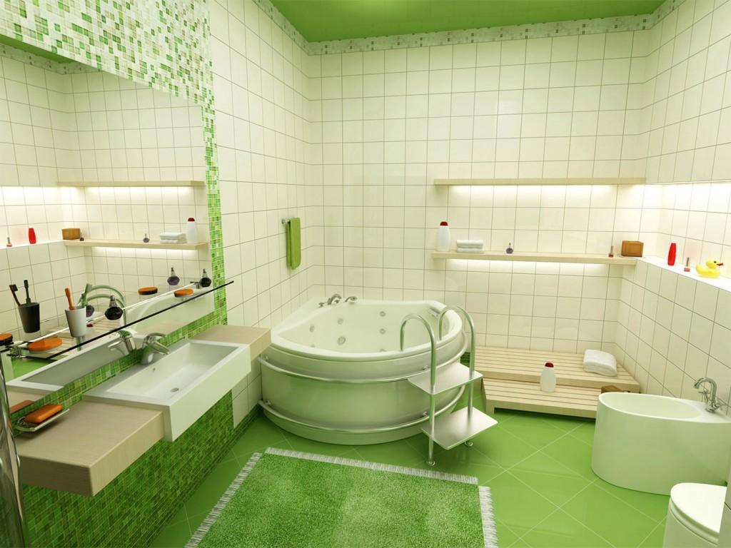 Видео укладка мозаики в ванной видео