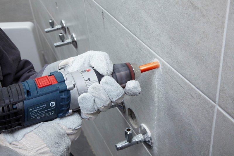 Сверло по керамограниту — чем лучше сверлить керамический гранит?