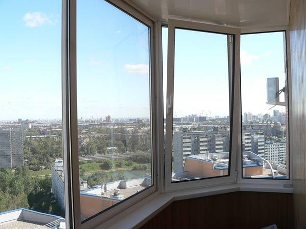 остекление балконов как выбрать