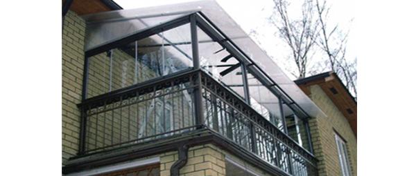 остекление балкона под ключ цены