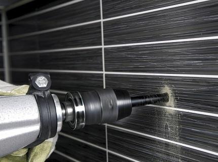 Как просверлить керамическую плитку? Практическое руководство