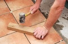 как правильно клеить плитку керамическую