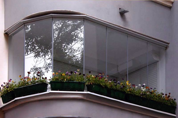 Остекление балкона видео