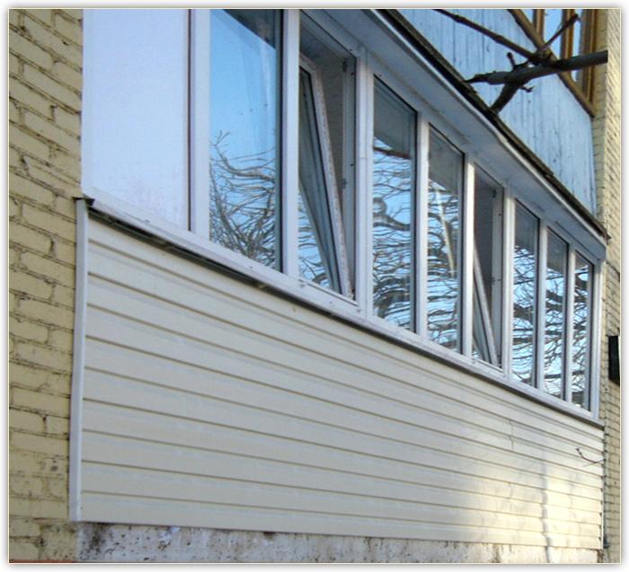 окна остекление лоджий