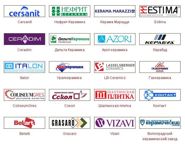 керамическая плитка россия