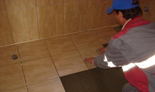 стоимость укладки керамической плитки