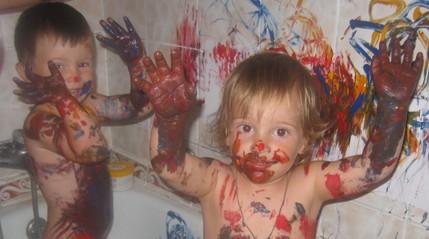 детская плитка для ванной