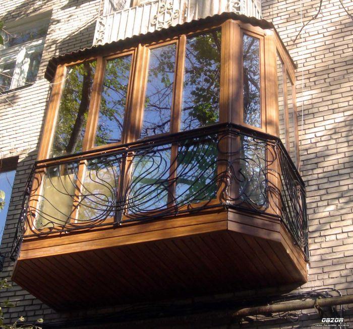 лучшее остекление балконов