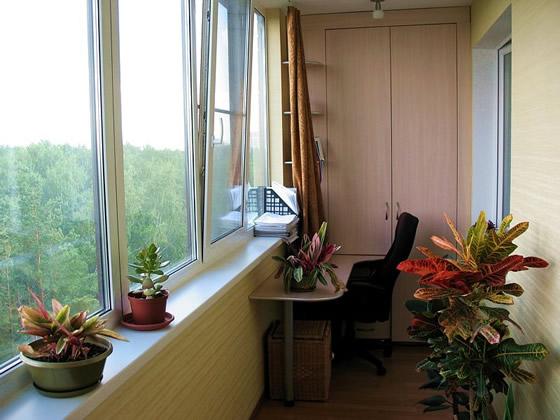 Окна пвх на балкон
