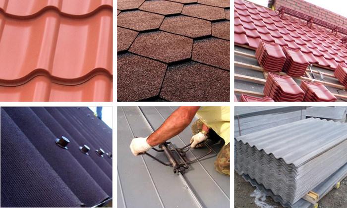 Чем лучше покрыть крышу дома и дешевле