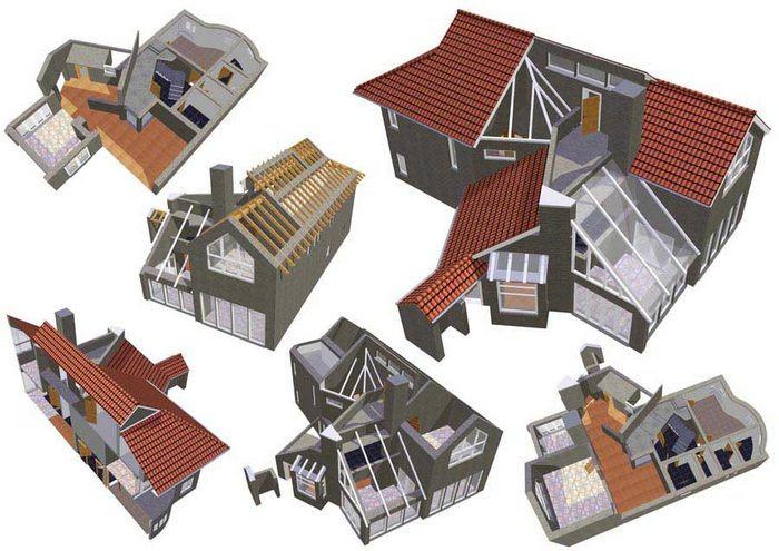 программа для проектирования крыши