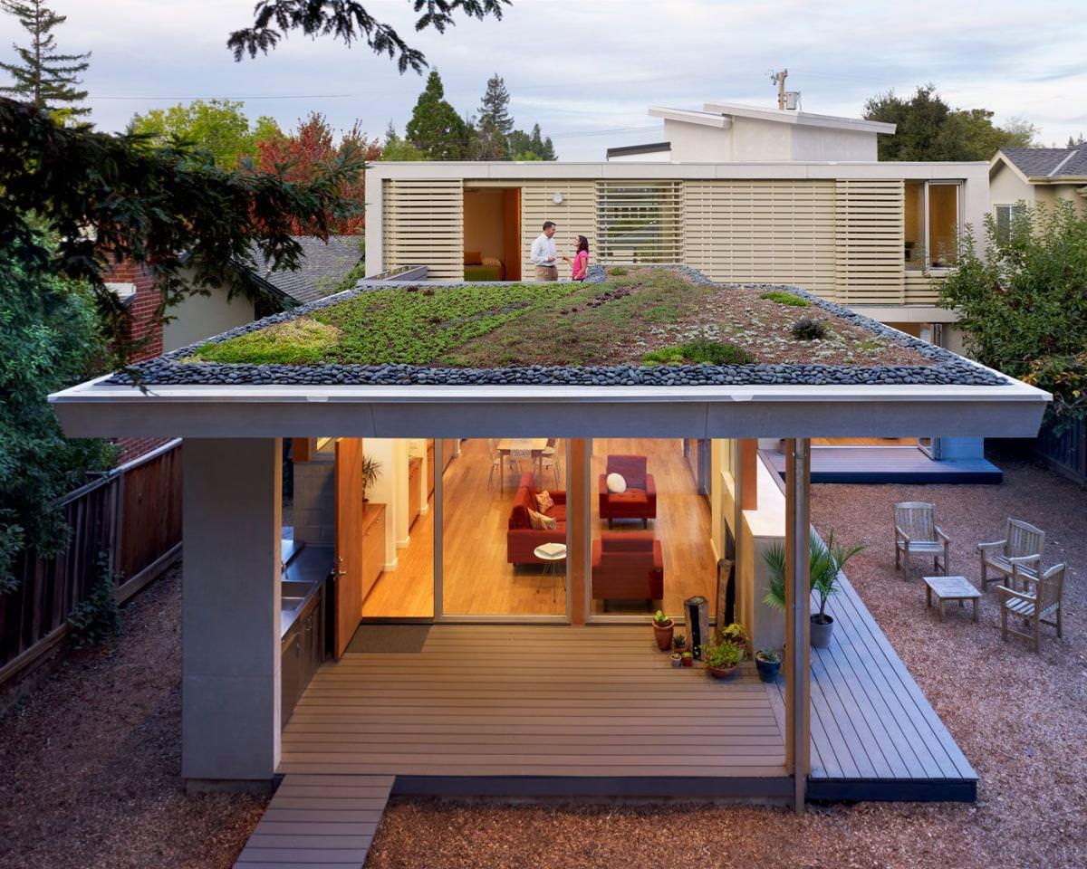 Плоская крыша в частном доме и устройство: как сделать своими руками