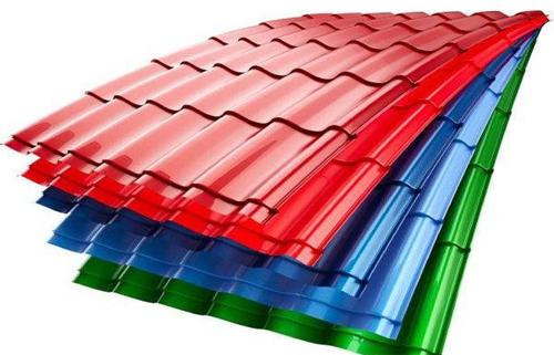 цветовая палитра материала