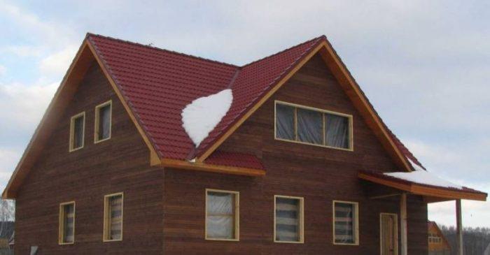 многощипцовые разновидности крыш