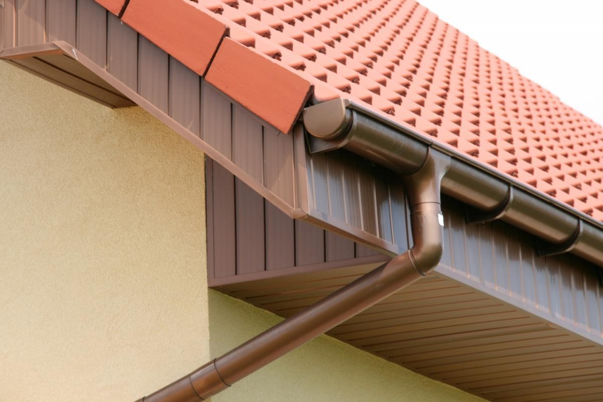 Пластиковые отливы для крыши своими руками