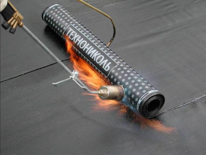 выбор материала для гидроизоляции