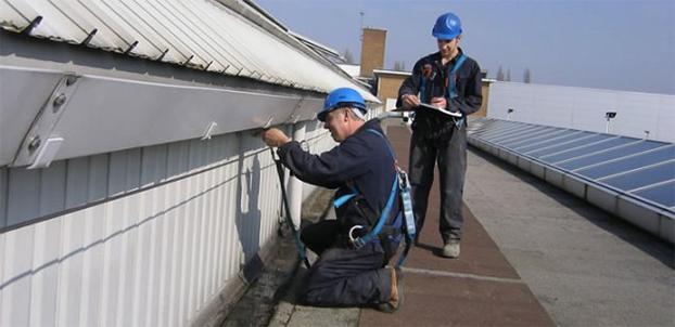 оценка состояния крыши