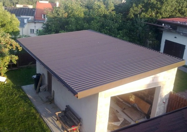 дноскатные крыши