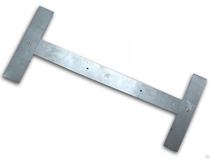 двухсторонний Т образный костыль