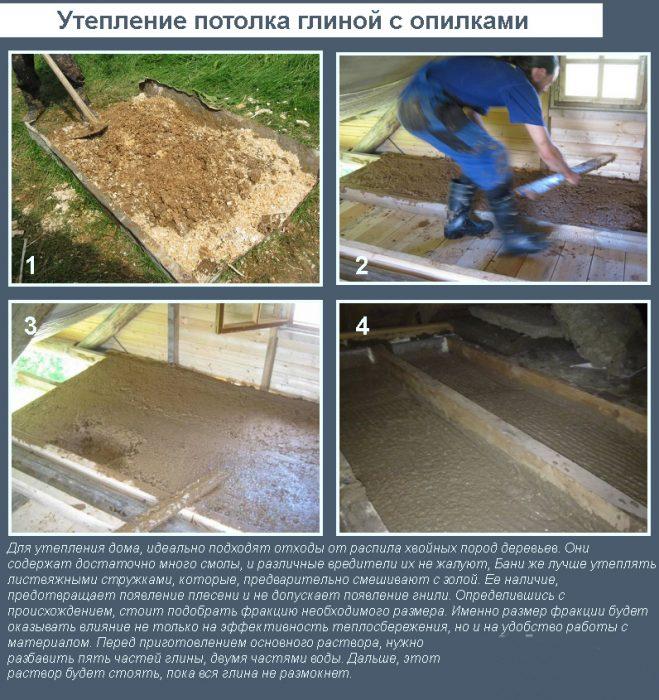 теплоизоляция крыши и чердачного помещения