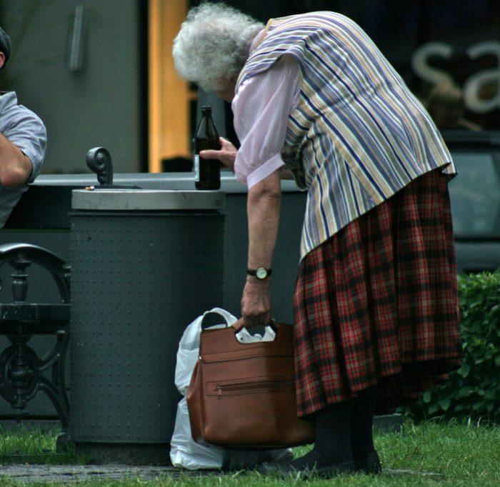 Судьба пенсионеров в Германии